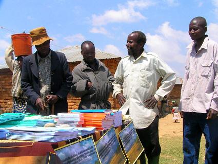 Selling Malila books