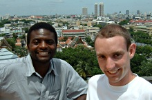 Richard and Me in Thailand