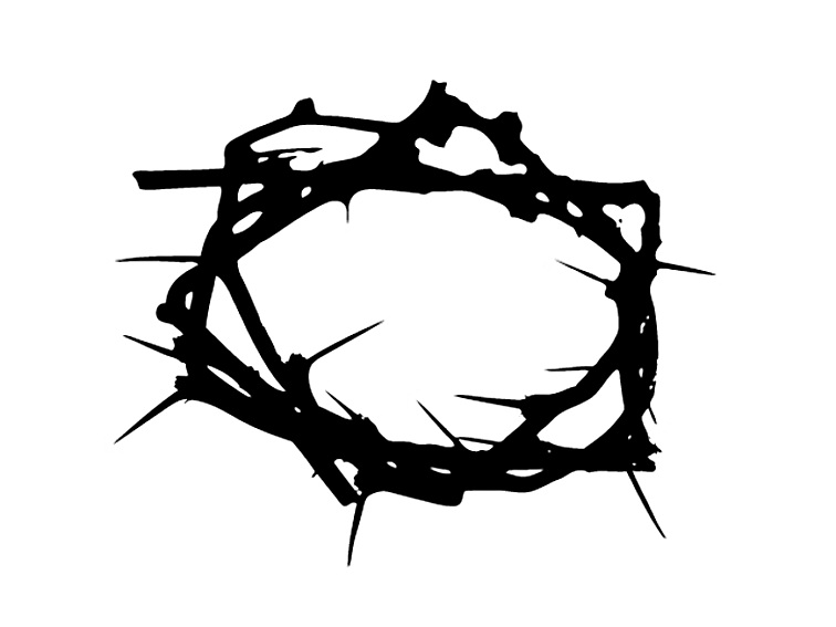 fighting the battle with the enemy u2019s weapons every tongue crown of thorns clipart free jesus crown of thorns clipart
