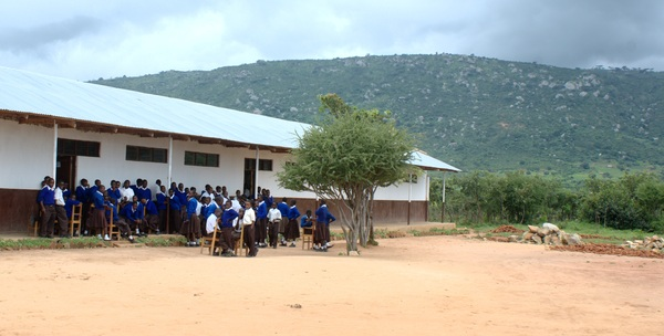 Lundamatwe Secondary School