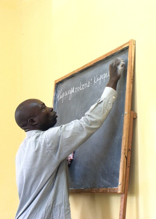 Collecting words in Kibende