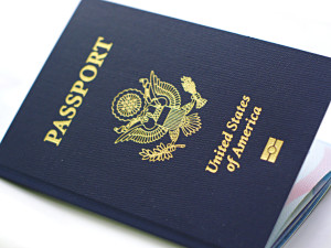 Mark's US Passport
