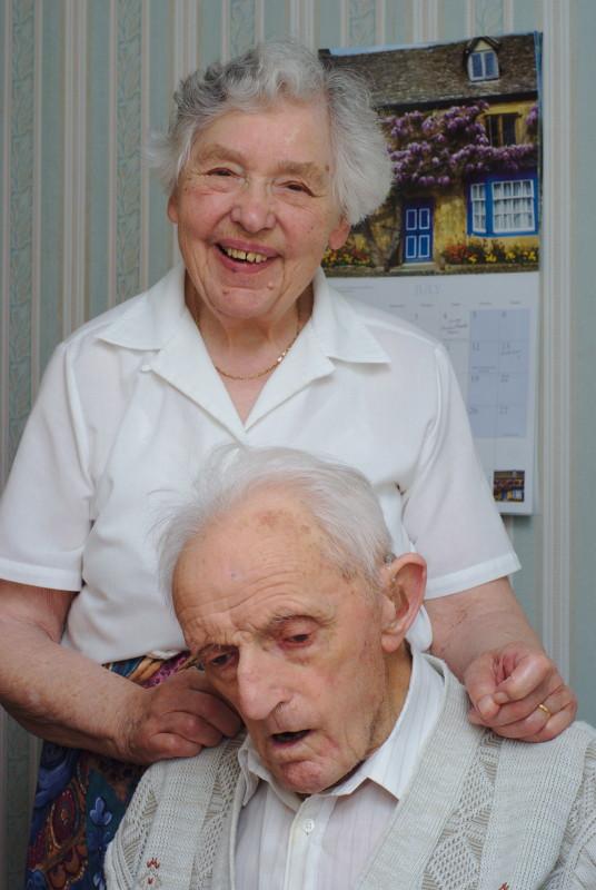 Gran and Grandad