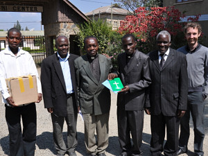Visitors from Malawi