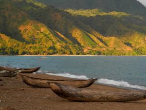 Lake Nyasa at Matema