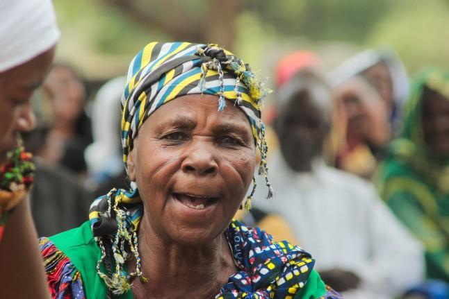 Mbugwe lady