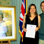 Laura becoming British