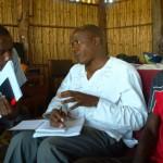 Clifford, Progress and Chinga in Mongu, Zambia