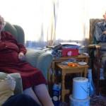 Mark's Gran and Grampy